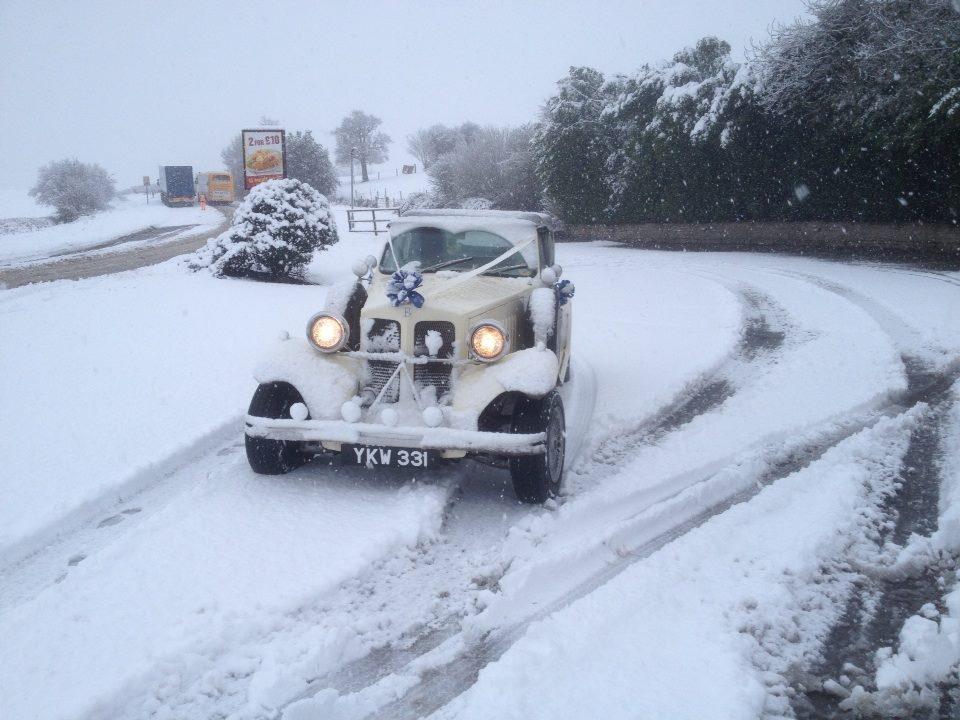 Beauford in Worst Snow